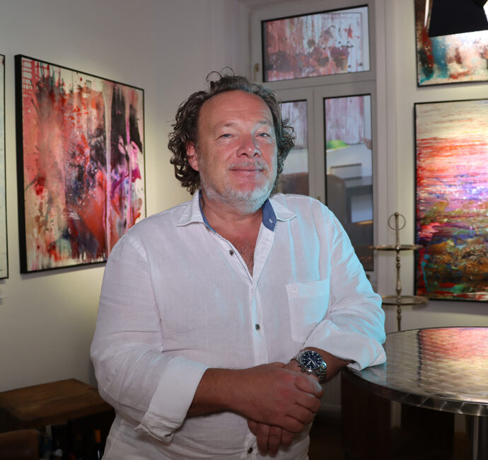 Life Magazin Manfred Cobyn, Niki Neuspiel