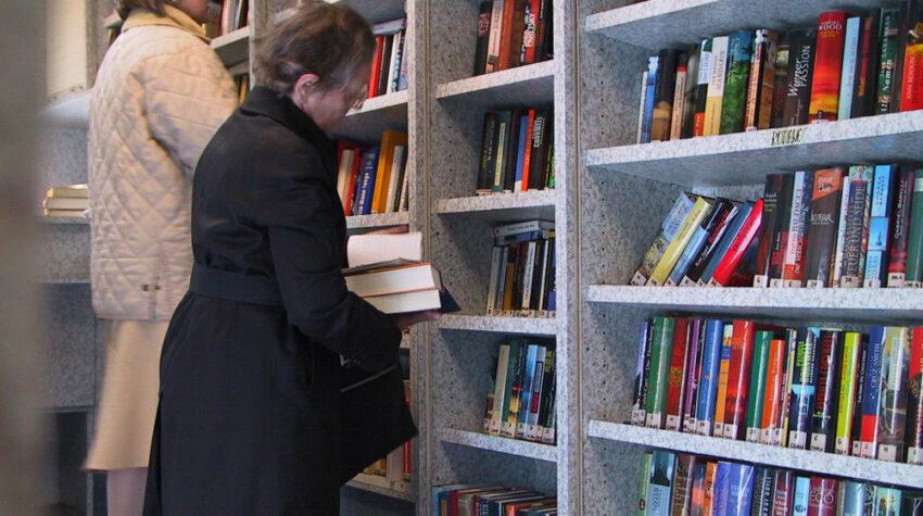 Life Magazin, Bücherecke